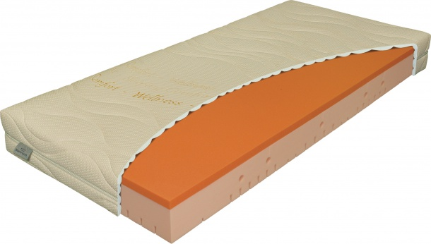 Matrace Viscostar 24 | 80x200 Bamboo